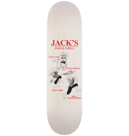 Real Jack Good Times Deck - 8.38""