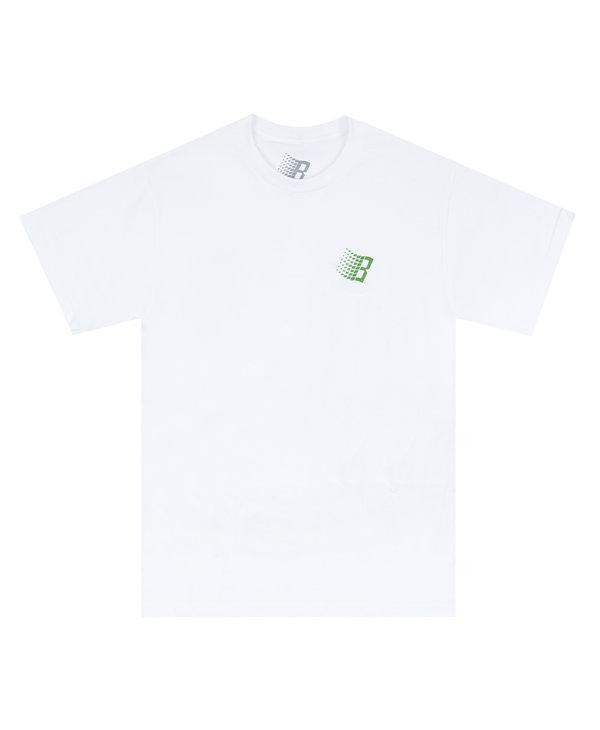 VX B Logo Tee - White