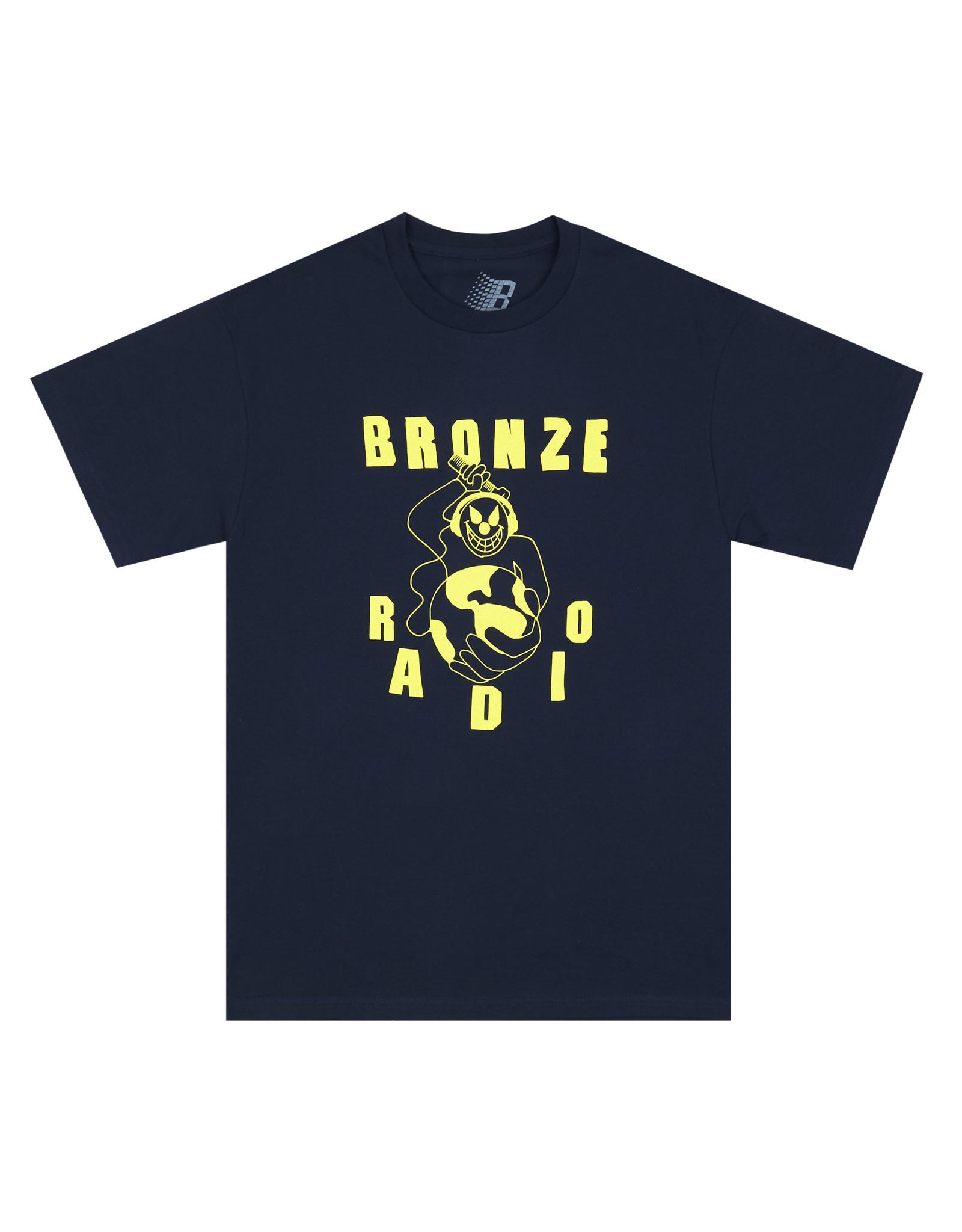 Bronze56K Bronze FM Tee - Navy