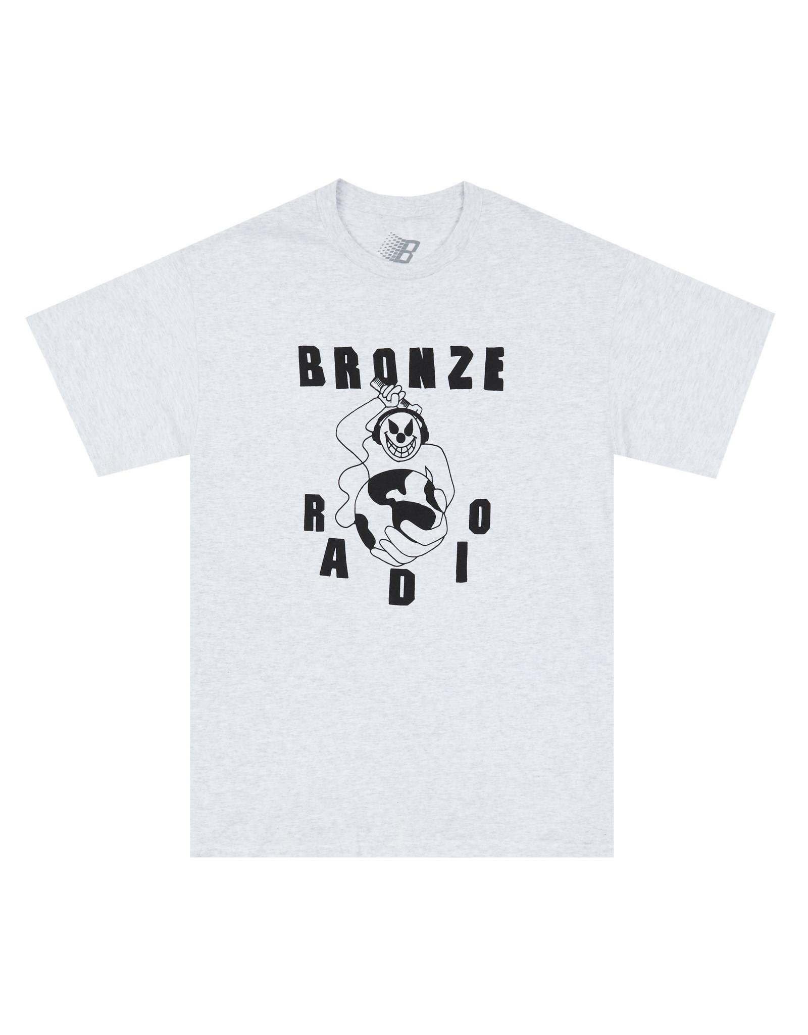 Bronze56K Bronze FM Tee - Ash Grey