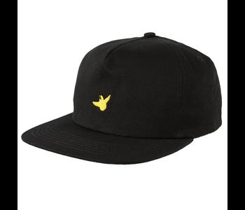 OG Bird Snapback - Black/Yellow