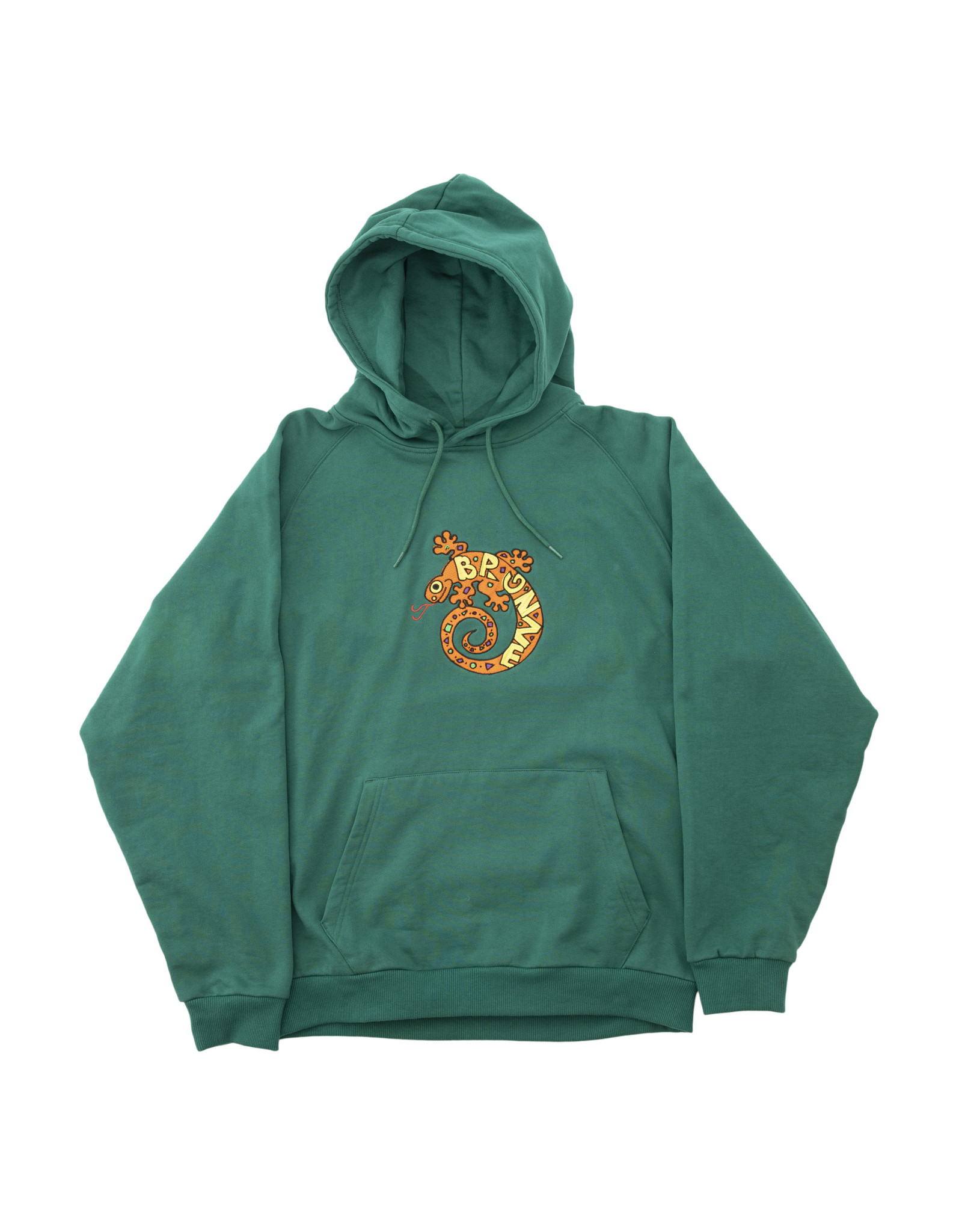 Bronze56K Lzrd Hoody - Emerald
