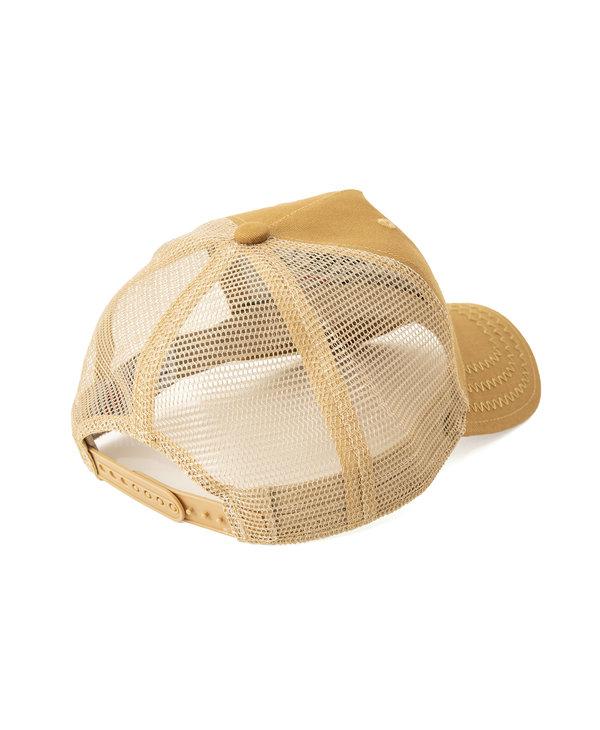 Tool Time Trucker Hat - Cardboard Brown