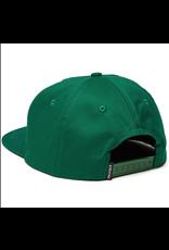 Thunder Charged Grenade Snapback - Dark Green