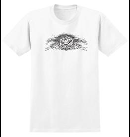 AntiHero Basic Grimple Eagle T-Shirt - White