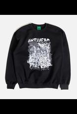 AntiHero Curb Riot PO Crewneck - Black