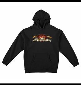 AntiHero Grimple Eagle PO Hood - Black