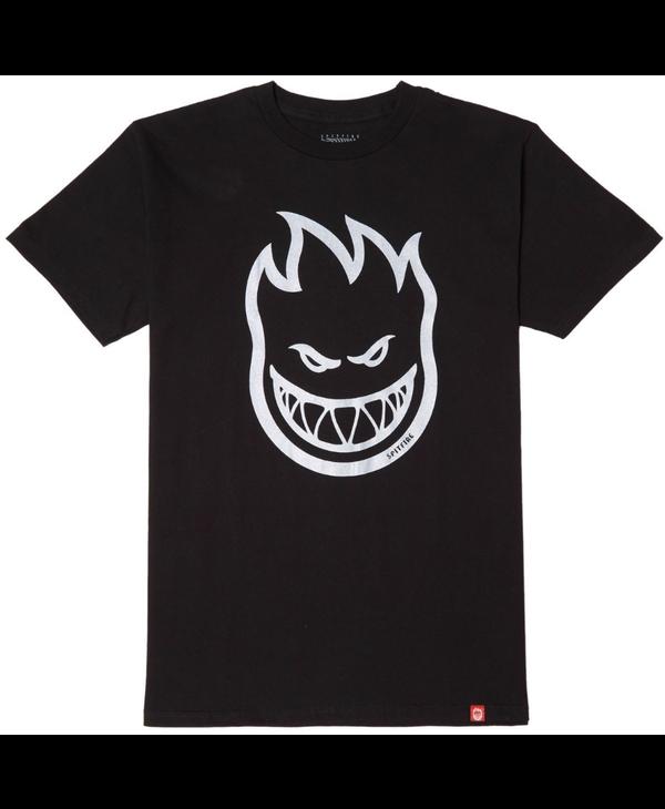 Bighead T-Shirt - Black/Silver