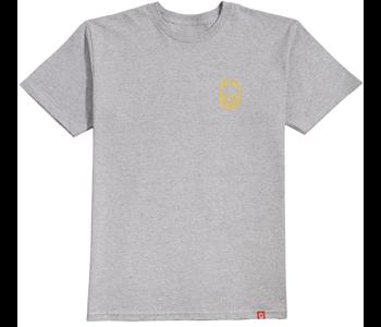 Lil Bighead T-Shirt - Athletic heather/Gold