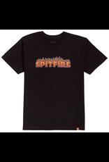Spitfire Flash Fire T-Shirt - Black/Multi