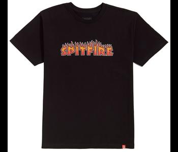 Flash Fire T-Shirt Youth - Black/Multi