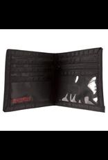 Spitfire Bighead Bi-Fold Wallet - Black Camo