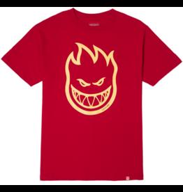 Spitfire Bighead T-Shirt - Orange