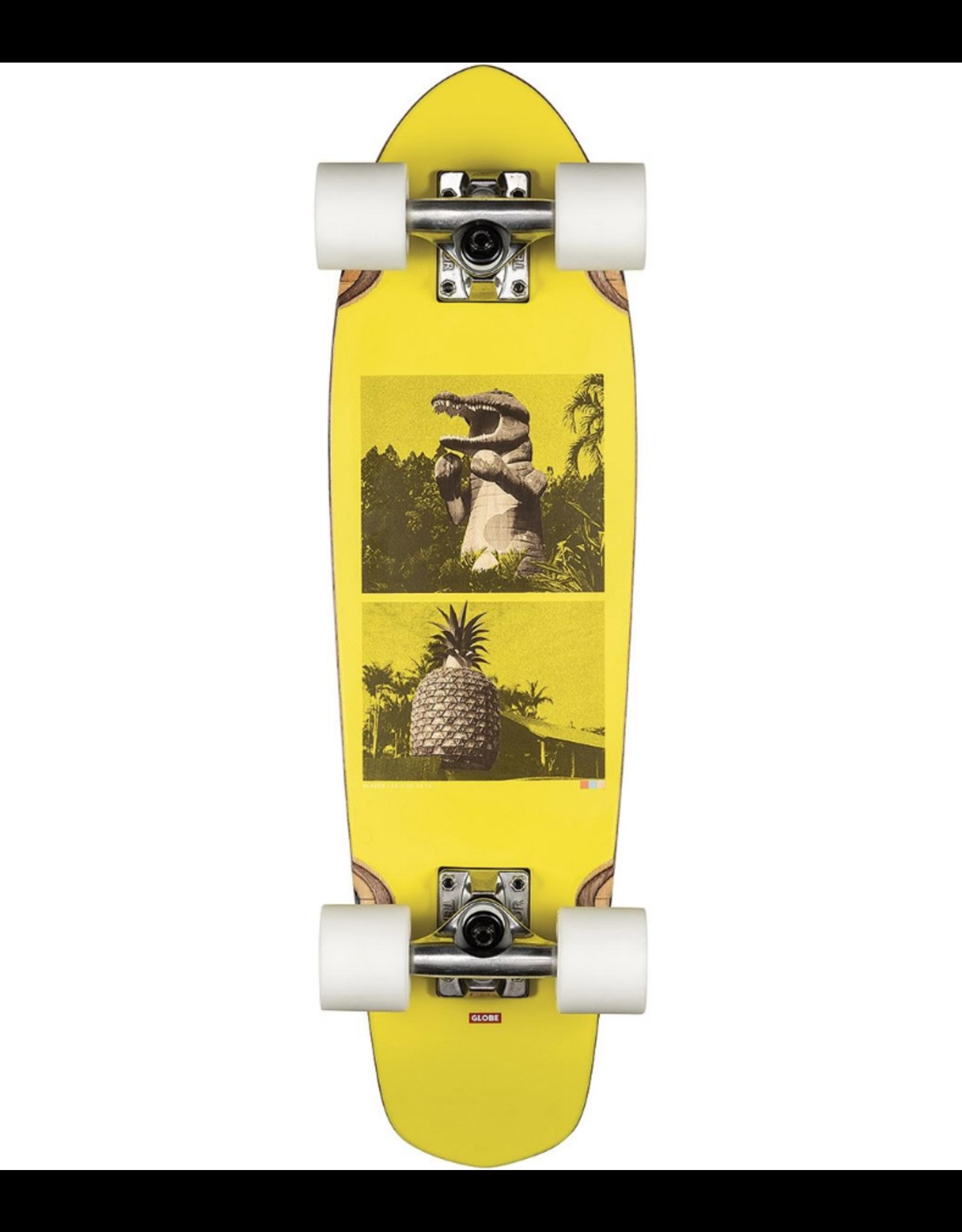 Globe Blazer - Pineapple Express