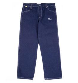 Dime Denim Pants - Dark Indigo