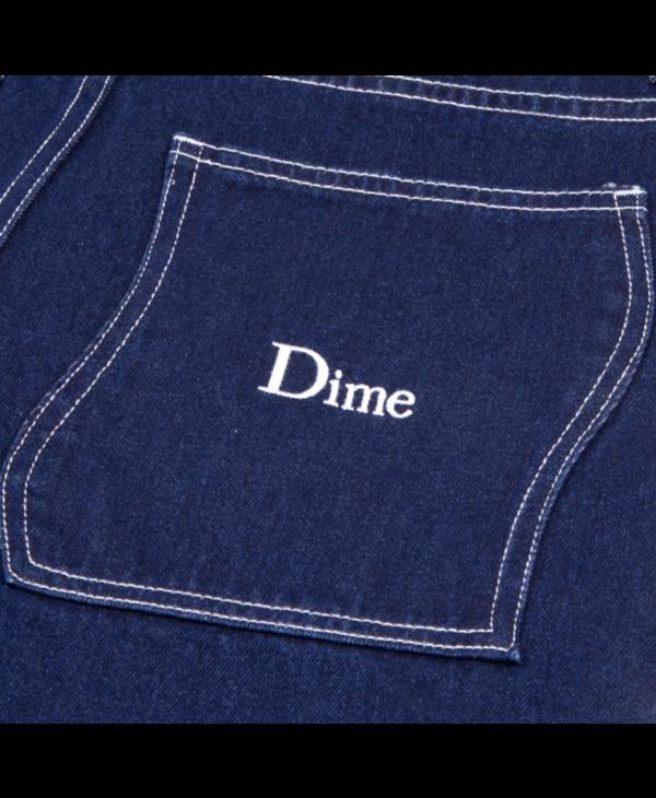 Denim Pants - Dark Indigo