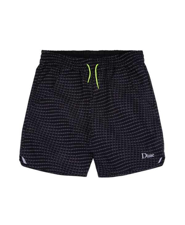 Warp Shell Shorts - Black