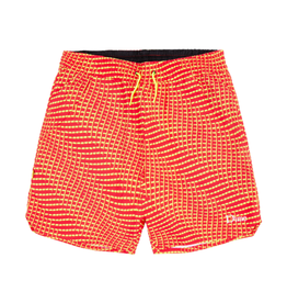 Dime Warp Shell Shorts - Red