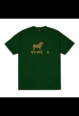 Dime Trojan T-Shirt  - Forest