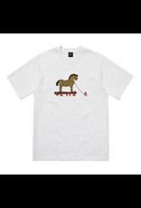 Dime Trojan T-Shirt  - Ash