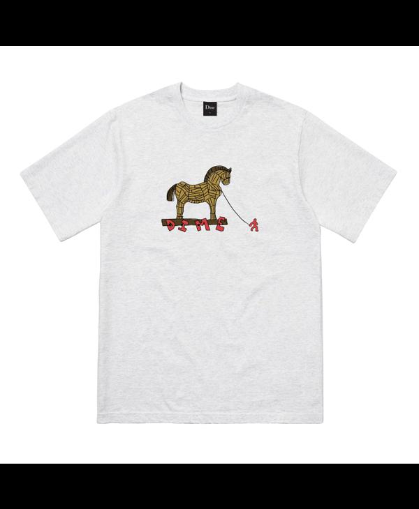 Trojan T-Shirt  - Ash