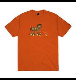 Dime Trojan T-Shirt - Burnt Orange