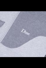 Dime Brushed Cotton Track Jacket - Heather