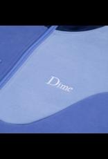 Dime Brushed Cotton Track Jacket - Blue