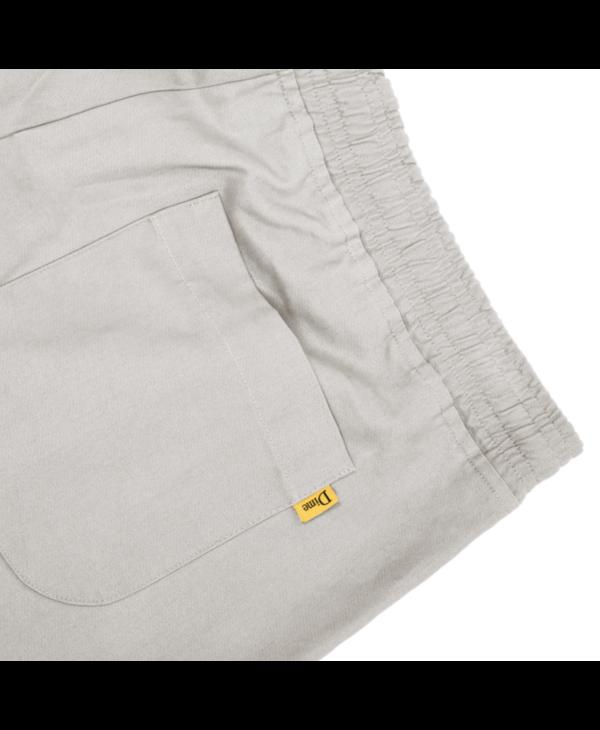 Twill Pants - Cream