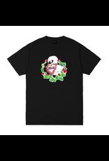 Dime Swan T-Shirt - Black