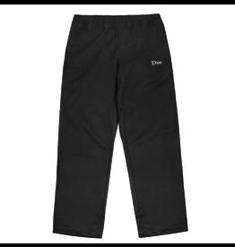Dime Twill Pants - Black
