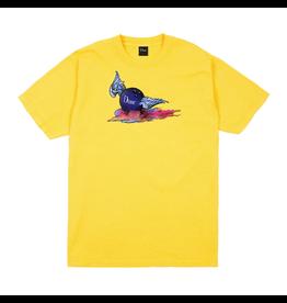 Dime Air Ball T-Shirt - Yellow