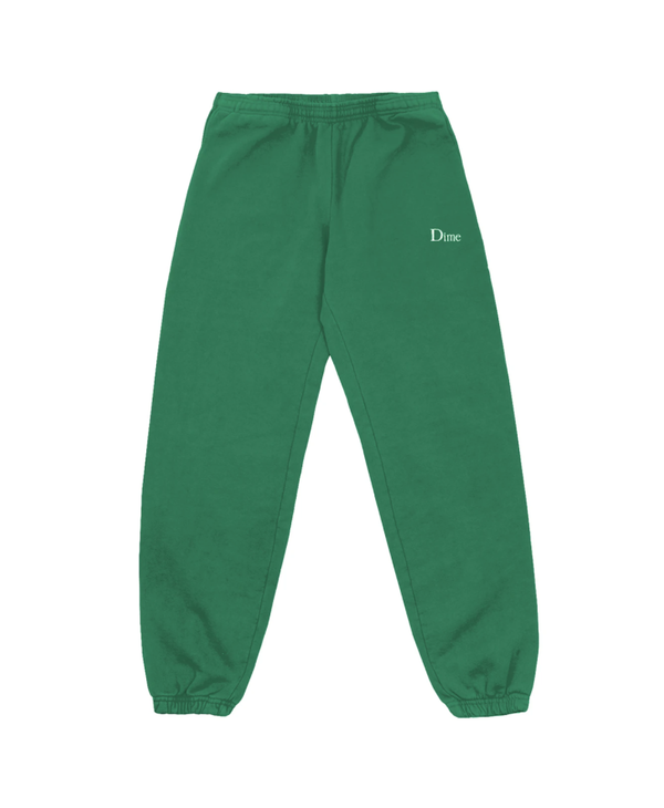 Classic Sweatpants - Green