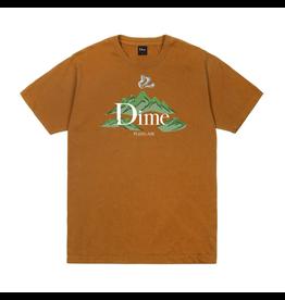 Dime Plein Air T-Shirt - Coffee