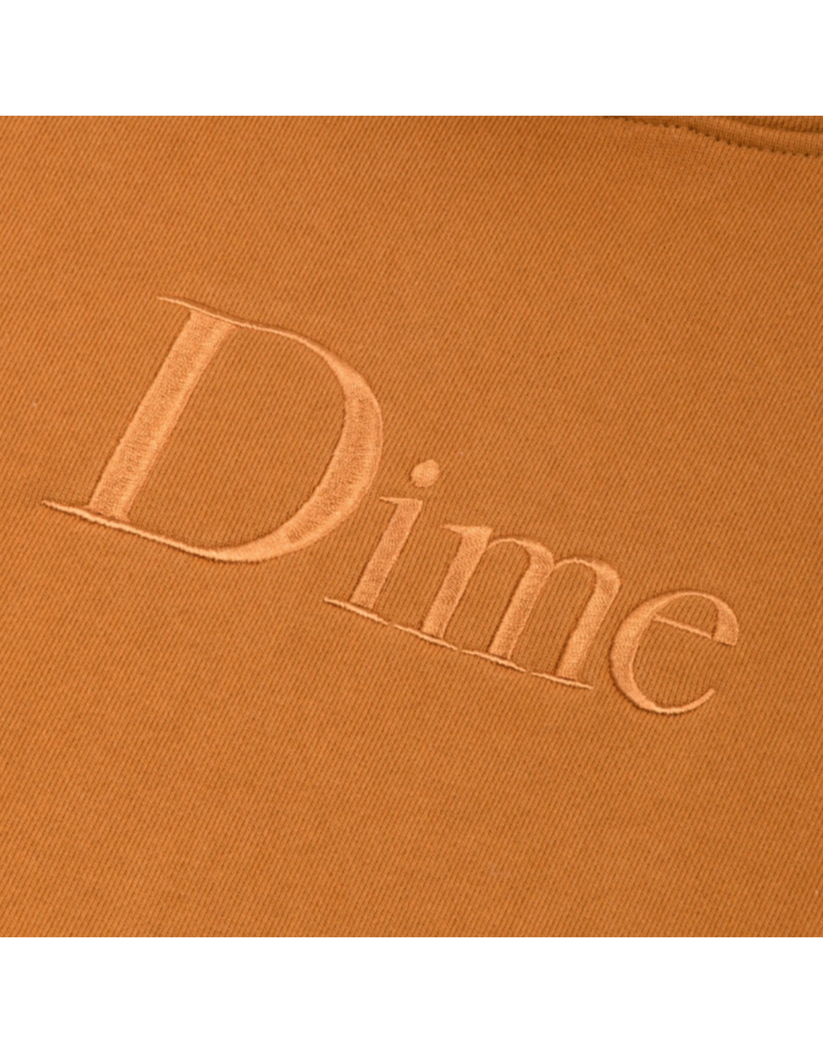 Dime Classic Hoodie - Coffee