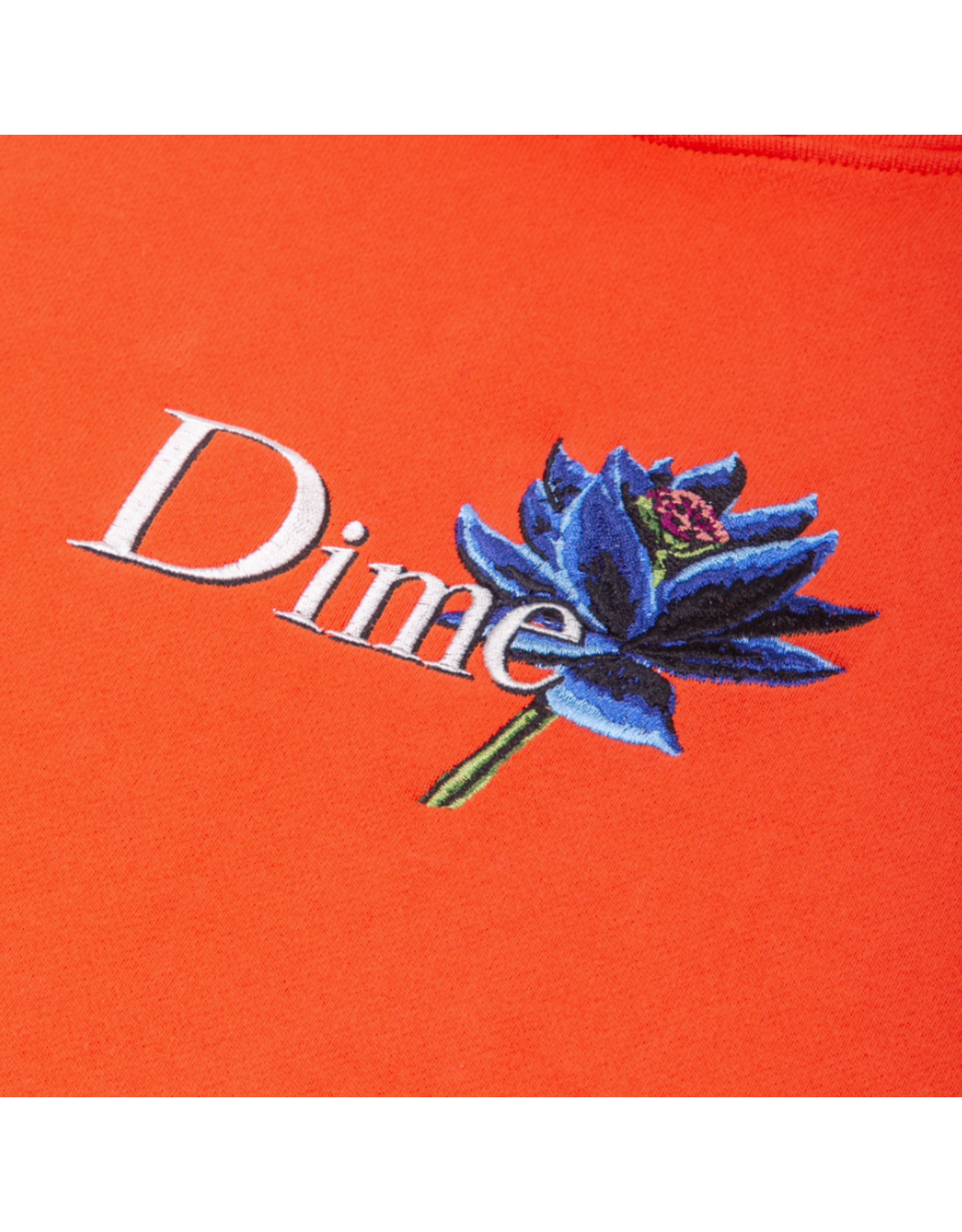 Dime Black Lotus - Bright Red