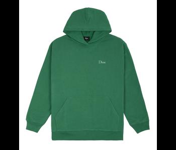 Classic Small Logo Hoodie - Green