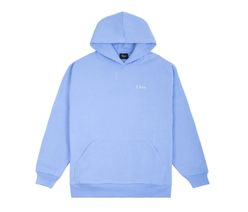 Classic Small Logo Hoodie - Carolina Blue