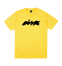 Dime Bubbly T-Shirt - Yellow