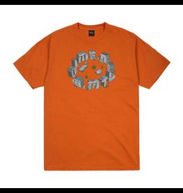 Dime Stone T-Shirt - Burnt Orange