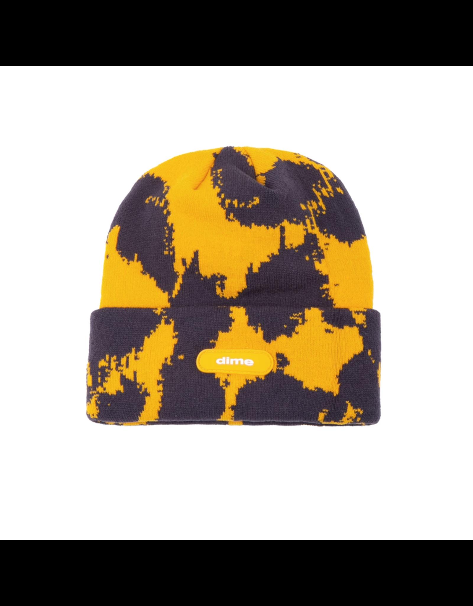 Dime Sly Beanie - Yellow