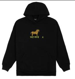 Dime Trojan Hoodie - Black