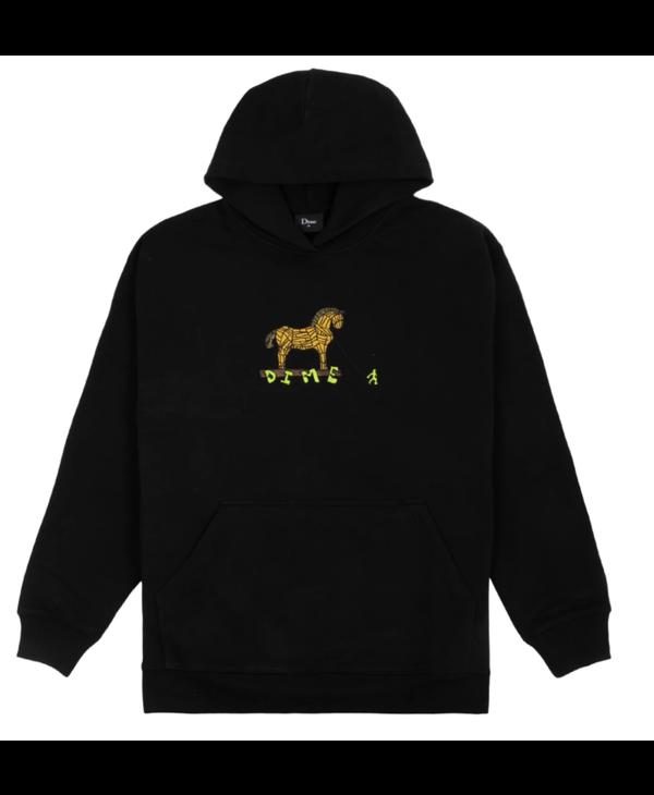 Trojan Hoodie - Black