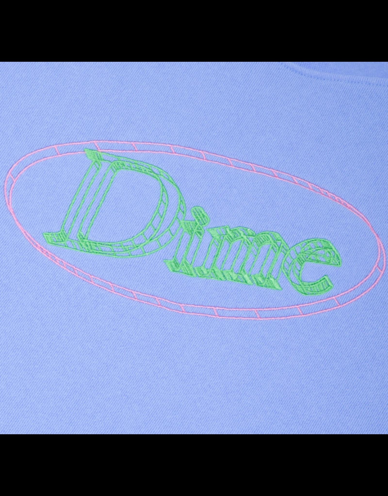Dime Dimecad Crewneck - Carolina Blue