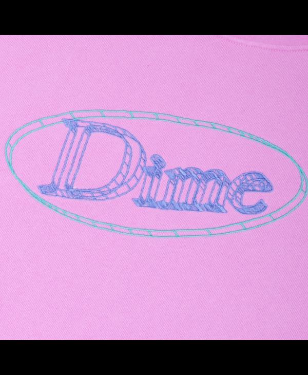 Dimecad Crewneck - Light Pink