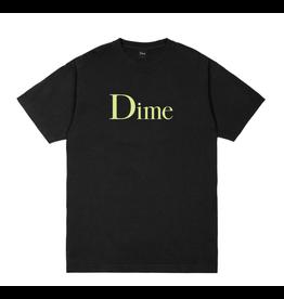Dime Classic T-Shirt - Black