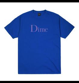 Dime Classic T-Shirt - Cobalt