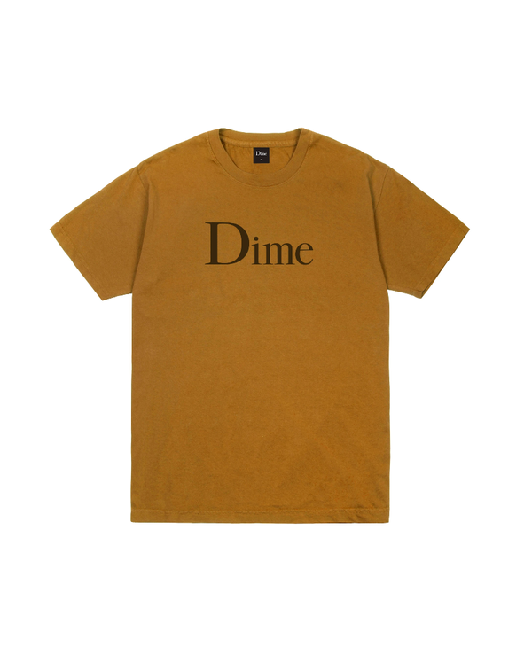 Classic T-Shirt - Coffee