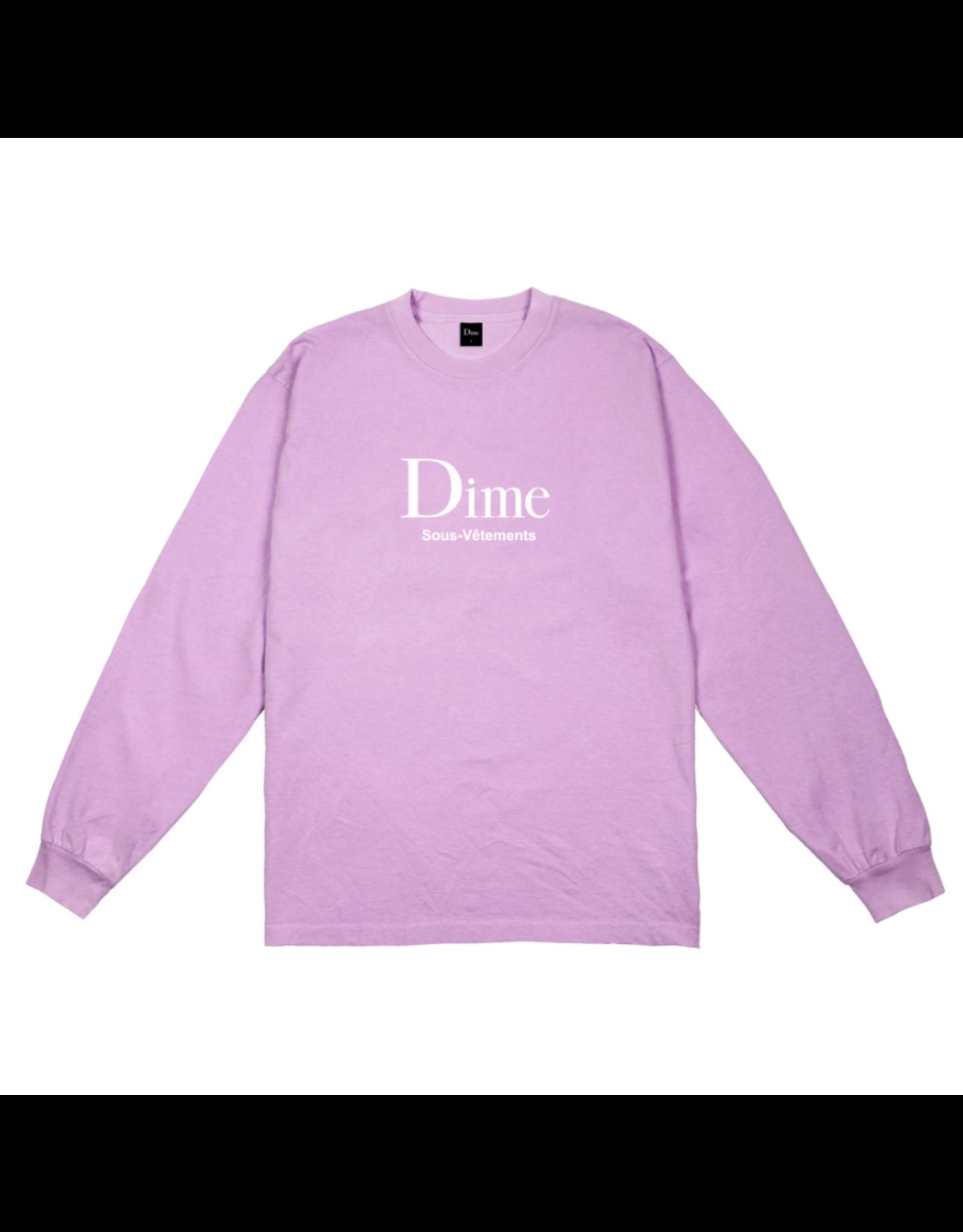Dime Sous-Vetements L/S - Lavender