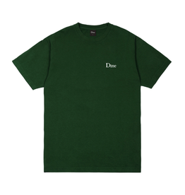Dime Small Logo T-Shirt - Forest